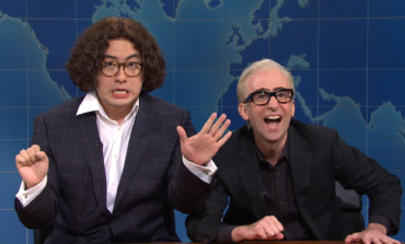 Bowen Yang Makes History as 'Saturday Night Live's' First Featured Player to Score an Emmy Nomination